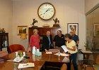 Leslie Cohen, Jim Vaughn, Marvin Schneider, Jerry Vaughn, Marie Garcia Shaffner